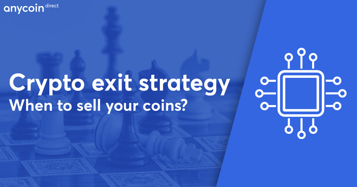 Cryptocurrency exit strategie
