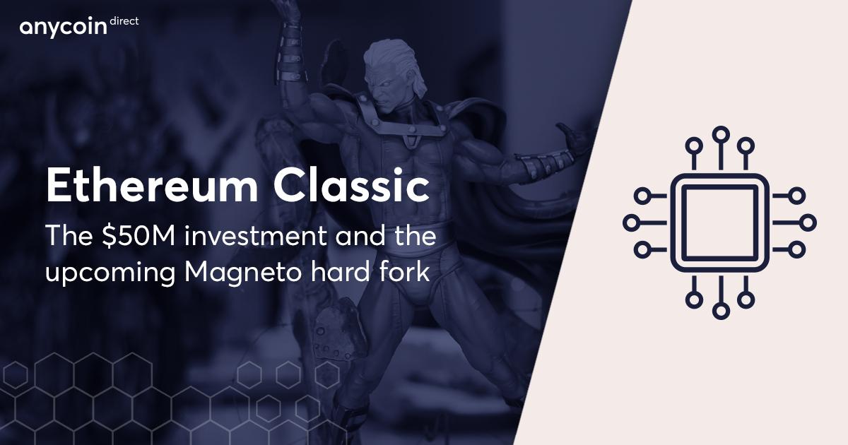 ethereum classic hard fork