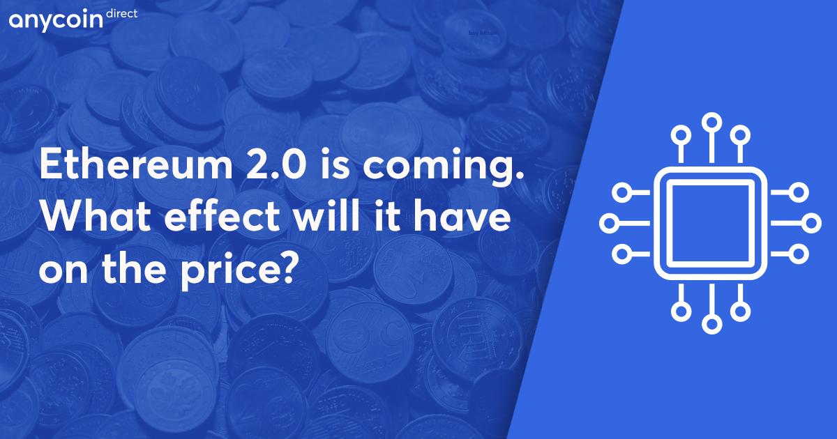 ETH2 price development