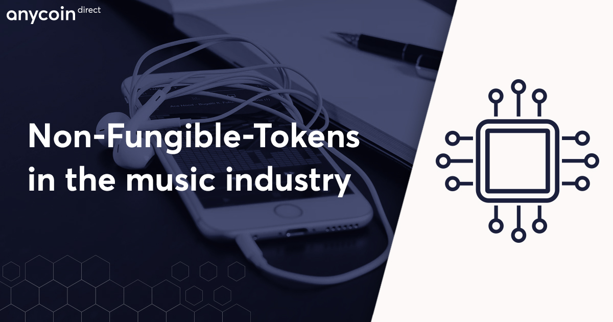 NFT in the music industry