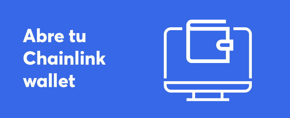 abre tu cartera para vender chainlink
