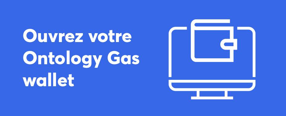 Ouvrez votre portefeuille pour vendre des pièces de Ontology Gas