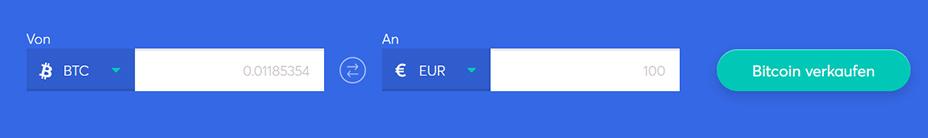 Tauschbarren zum Kauf von bitcoin
