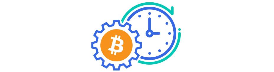 L'histoire de bitcoin