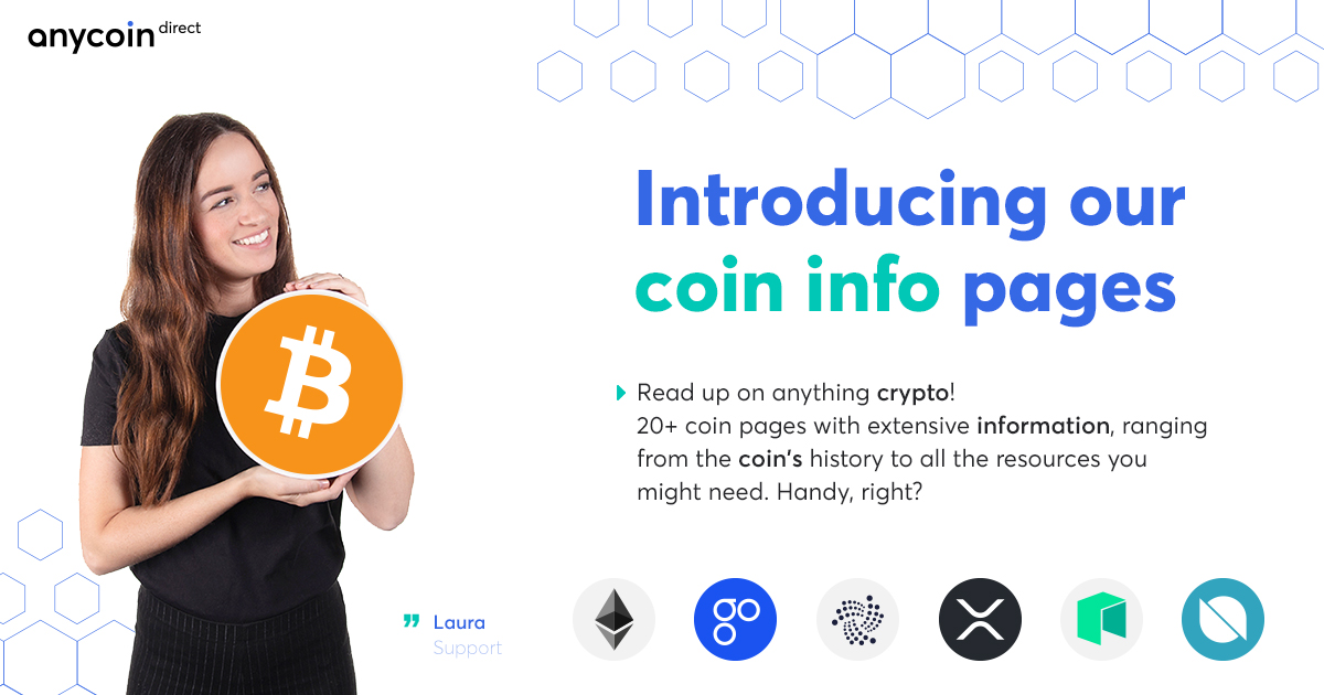 coin info pages