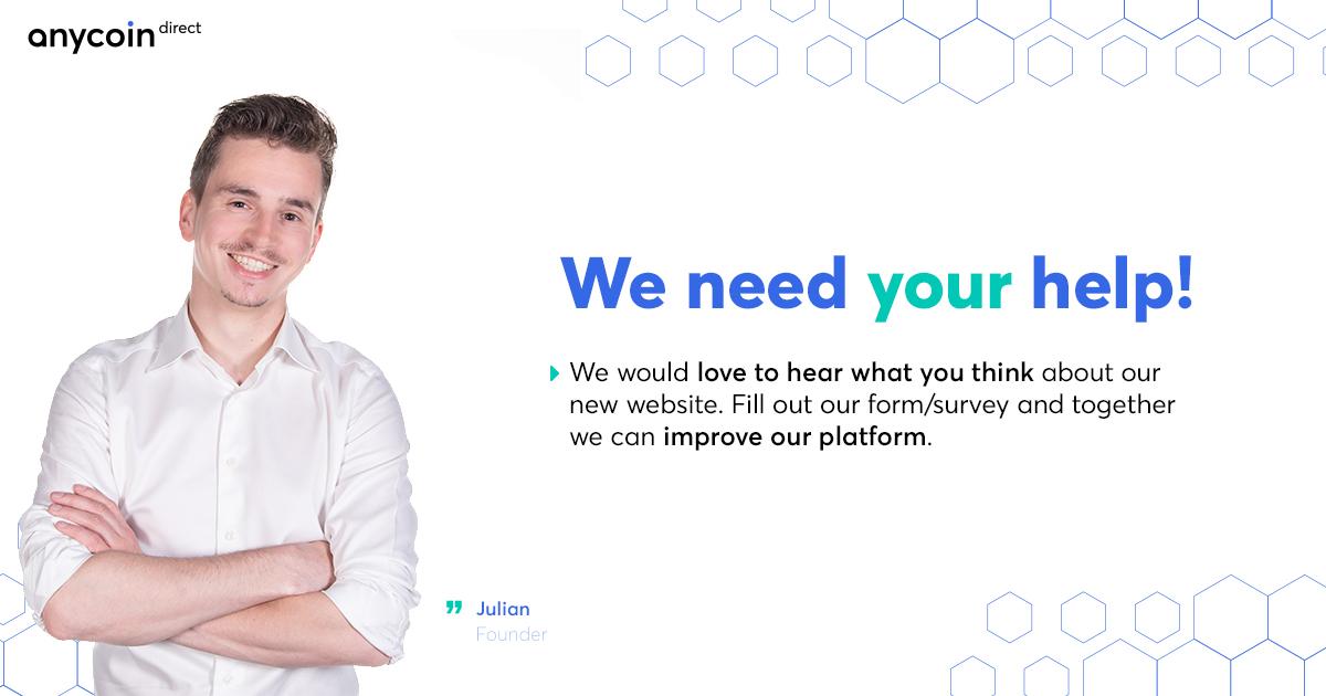 Anycoin survey