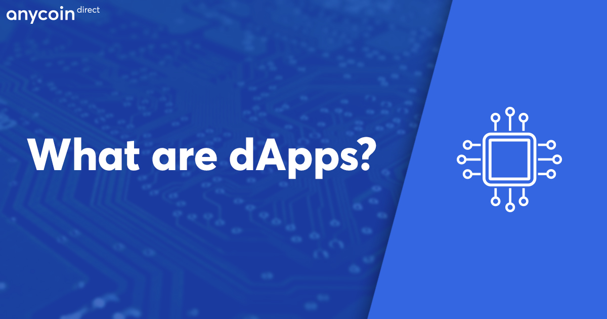 was sind dApps cryptocurrency